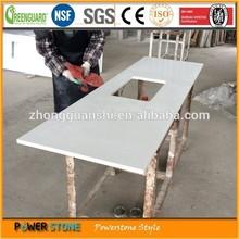 Prefabricated Laminate Solid Surface Quartz Countertops Cheap