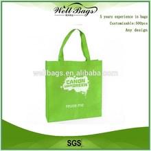 Eco Reusable Recyclable Bag, shopping bag,non woven pp bag