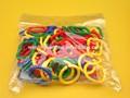 Plástico Extra grande de letra del alfabeto y número de juguetes rompecabezas magnético de conexión bloques de construcción de juguetes
