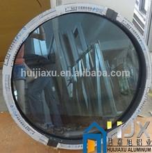 cheap price and high quality aluminum round window,circle window