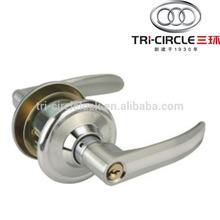High Quality Cylindrical leverset door lock SP-3808-SN