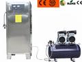 settore generatore di ozono come purificatore e sterilizzatore acqua per la fabbrica