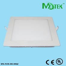 super indoor 85-265VAC ultra thin surface mounted led ceiling panel light 6W
