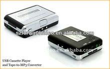 Hot selling USB Cassette Converter,Cassette player,cassette recorder-ezcap218