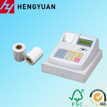 Low price 57*50 wood pulp thermal paper roll price