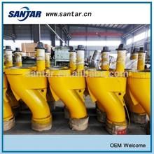 Concrete pump s valve, concrete pump spare parts, spare parts for concrete pump (s valve/s-tube)