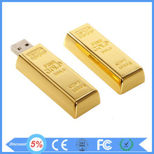 Wholesale 8gb usb gold bar with best price