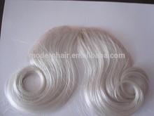Горячая распродажа яркий человеческие волосы поддельные усы и брови, Дед мороз парик комплект