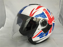 High quality open face motorcycle helmet got ECE certificate
