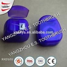 FDA Various Color for Plastic Dental Floss toothpicks