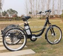 aluminum adult tricycle