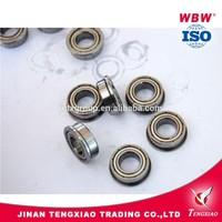 Skateboard bearings 626ZZ ball bearings
