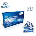FDA approved EU standard 3D teeth whitening strips