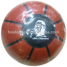 PU Laminated Basketball Size 7# 6# 5# 4# 3# 2#