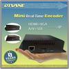 Mini Encoder/Cost-effective Mini Encoder H.264 HD IPTV Encoder with RTMP streaming