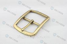 Craft Metal Antique Bronze Belt Buckle For Bags Clothes Belt Sewing Supplies
