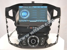 WITSON CAR RADIO DVD GPS FOR FORD FOCUS 2012 with SD card for Music and Movie