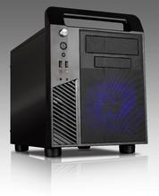 2015 new slim cube micro ATX computer case,cheap PC cube case,computer cube case with tool free