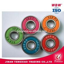 Skateboard bearings 608 2RS longboard bearings 608 2RS