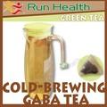 Tayvan gaba yeşil çay zengin gaba gama aminobutirik amino asit