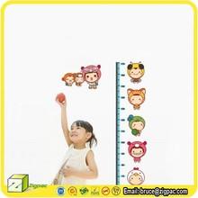 WSP001586,deco wall,kids height measurement wall sticker growth chart