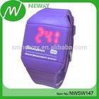 fashion watch, touch screen watch, led watch