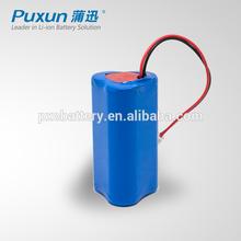 Manufacturer DC 12 volt Portable 3200mAh Li-po Super Rechargeable Battery for LED, Camara/li-po battery