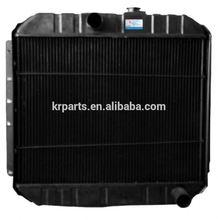 high performace copper radiator plastic tanks 1301N20-010