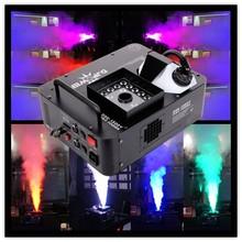 DJPower 1500W DMX512 LED smoke fog machine