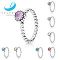 925 anel de prata esterlina/anel de prata esterlina/925 anel de prata