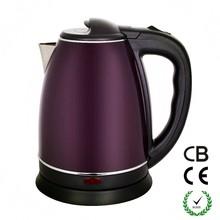 Purple presevation heat electric kettle