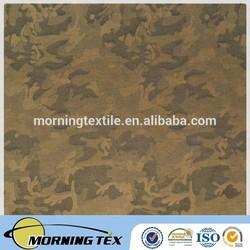 cotton/polyester/spandex copy denim camouflage jacquard fabric