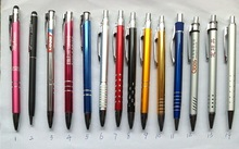 manufacturer School accessories smooth fast writing aluminum ball point pen
