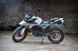 2015 new motorcycle, Tekken EEC, 250cc crossover motorcycle