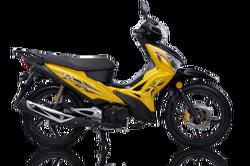 Genuine Honda Motorcycles CUB Doris 125 FI (Wave Alpha)
