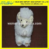 hot product plush sheep/sheep design toy for sheep year/sheep shape toy plush