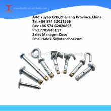 Round/Angle Washer/Single/Double Sleeve/Open/Eye hook Type Israel Steel Sleeve Anchor
