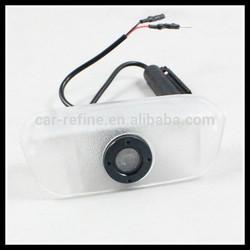 buy direct from china factory led car door logo lighting for vw touareg/magotan customizing car logo laser door light