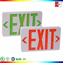Emergency exit sign lighting UL Listed emergency led exit signs rechargeable led emergency exit light