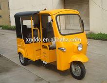 EEC passengers electric tricycle