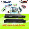 ENC3383 New digital headend encoder 16 CH in SD/HD mpeg4/H.264 Encoder hdmi to ip encoder