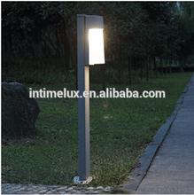 91154-1000 modern 10w led garden bollard light fitting