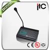 T-6702 Digital IP PA System Network intercom paging microphone