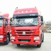 2015 Sinotruk 4x2 HOWO Tractor Truck ZZ4187V3511V 420hp double bed