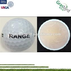 oem brand new bulk best selling product driving rang practic golf ball