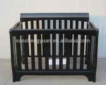 wooden baby cribs /wooden baby cot /baby cribs