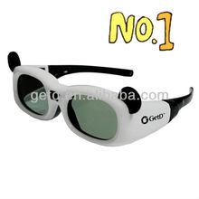 manufacturer kids DLP-LINK projector active 3d eyewear