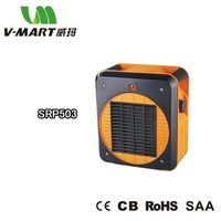 battery powered camping heater with CE GS ETL SAA RoHS certificate V-mart SRP503