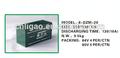 6-dzm-30 seca de lítio bateria bicicleta elétrica da bateria de lítio