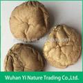 Los precios de mercado para de setas secas, de hongo shiitake